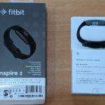fitbit inspire2のレビュー